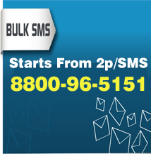 bulk sms provider in greater noida