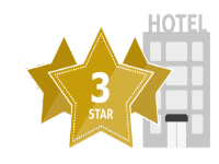 3 Star Hotels in Greater Noida
