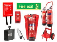 fire and safety equipment dealer in greater noida